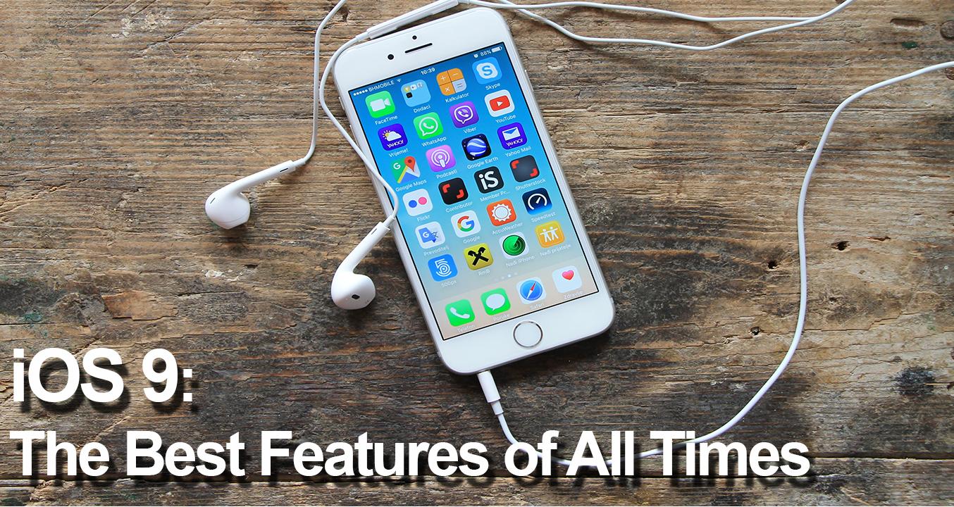 iOS development features