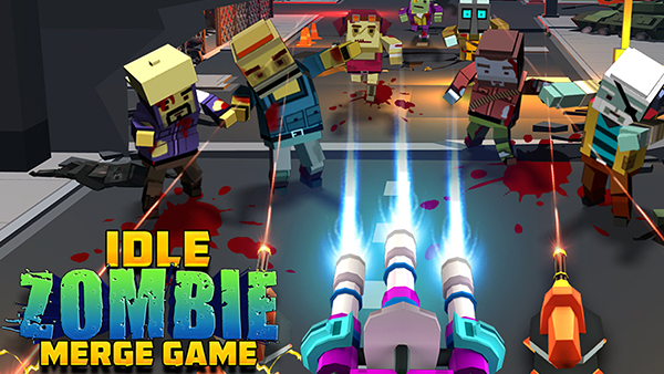 New Game Idle Zombie released for Halloween
