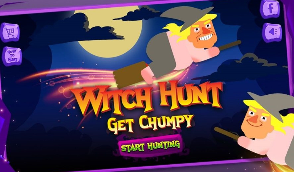 Witch Hunt an example for hyper casual game
