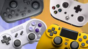 Wireless controllers to play Console Games freely