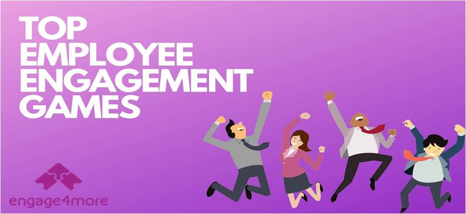 Games to keep employees engaged