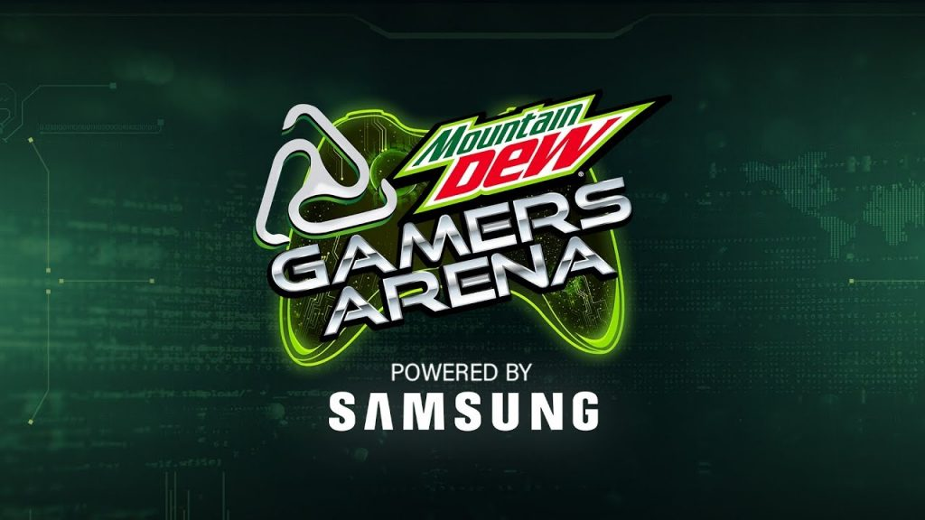 The Mountain Dew Gamers Arena